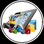 Дизайн курсы, типография и шелкография