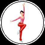 Гимнастика, фитнес